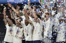 Christian Pulisic ghi bàn quyết định, Mỹ vô địch CONCACAF Nations League