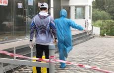Phong tỏa 1 block chung cư ở Nhà Bè vì ca Covid-19 lây nhiễm qua nhiều vòng