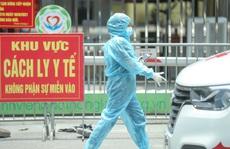 Thêm một phụ nữ bán rau dương tính SARS-CoV-2
