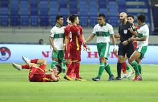 HLV Indonesia 'đổ thừa' trọng tài sau trận thua thảm bại tuyển Việt Nam