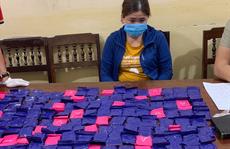 Bắt cặp tình nhân 'ôm' 42.000 viên ma túy, 1 bánh heroin trong nhà nghỉ
