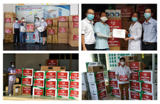 Tập đoàn Nam Long ủng hộ 12 tỉ đồng tiếp sức vượt đại dịch  Covid-19