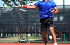 Tay vợt Lý Hoàng Nam chọn second home gần sân tennis ATP