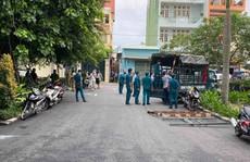 TP HCM: Phong tỏa Block C của chung cư Bộ Công an ở TP Thủ Đức