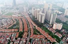 Giá nhà đất tại Thủ đô rẻ hơn TP HCM?