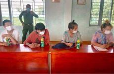 Người dân tố giác 4 thanh niên Trung Quốc nhập cảnh trái phép