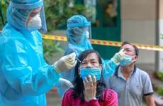 TP HCM: 200 người mắc Covid-19 ở Bình Chánh đã vào bệnh viện dã chiến