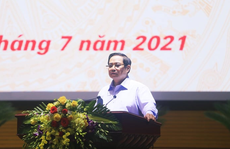 Thủ tướng Phạm Minh Chính: Chúng ta có niềm tin đẩy lùi dịch bệnh Covid-19