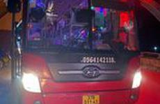 Phát hiện xe khách chở 29 người từ Bình Dương không có lệnh xuất bến