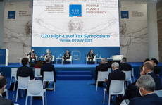 G20 đạt thỏa thuận lịch sử về đánh thuế