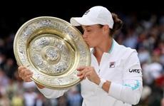 Ashleigh Barty vô địch đơn nữ Wimbledon 2021