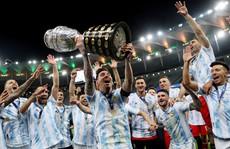 Lionel Messi - 16 năm chờ đợi ngày vinh quang