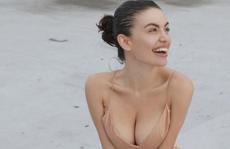 Hoa hậu gây sốt vì quá giống Angelina Jolie