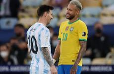 Messi - Neymar cứu hình ảnh Copa America