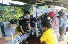 Đi lòng vòng qua nhiều tỉnh, một người Phú Yên được phát hiện mắc Covid-19 tại Bình Định