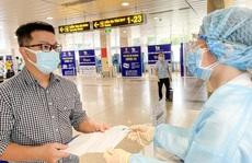 Mở dịch vụ xét nghiệm Covid-19 trả kết quả ngay tại sân bay Tân Sơn Nhất