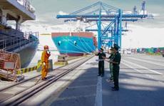 8 người  bị xử lý ở cảng SP-ITC vì không tuân thủ quy định phòng, chống dịch