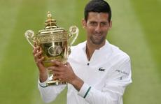 Djokovic vô địch Wimbledon 2021, san bằng kỷ lục 20 Grand Slam