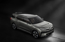 VinFast sẽ xuất khẩu ôtô điện VF e35, VF e36 vào tháng 3-2022