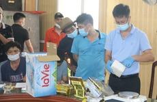 Triệt phá đường dây ma túy đá từ nước ngoài về Việt Nam tiêu thụ