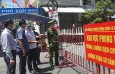 Toàn TP Tuy Hòa áp dụng giãn cách xã hội