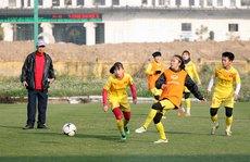 Nữ Việt Nam đặt mục tiêu dự World Cup 2023