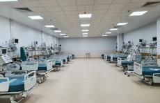 TP HCM: Những hình ảnh bên trong Bệnh viện hồi sức Covid-19