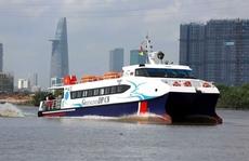 Giám đốc Sở GTVT TP HCM nói gì về đề xuất dùng tàu cao tốc vận chuyển hàng hóa về TP ?
