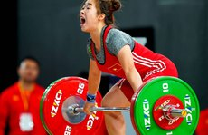 Nữ lực sĩ dân tộc Giáy mơ huy chương Olympic