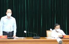 Phó Bí thư Thành ủy TP HCM Nguyễn Hồ Hải: Cán bộ, đảng viên cần san sẻ với nhân dân