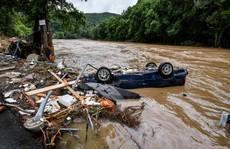Đức, Bỉ bàng hoàng vì lũ lụt 'chưa từng thấy'