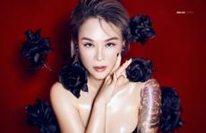 'Hoa hậu hình xăm' Vi Thúy khát vọng lập nghiệp tại quê hương