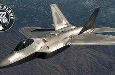 35 máy bay chiến đấu và 800 phi công Mỹ tham gia chiến dịch Thái Bình Dương