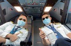 Chỉ xếp lịch bay cho phi công đã được tiêm 2 mũi vắc-xin Covid-19