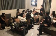 85 thanh niên chơi ma túy trong resort bên bờ biển Bình Định: Tạm giam 21 đối tượng