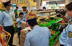 Cửa hàng Bách Hóa Xanh ở Sóc Trăng bị lập biên bản vì bán sai giá niêm yết