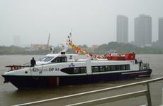 Tàu cao tốc chở hàng thiết yếu về TP HCM trễ hơn 4 giờ, Sở Công Thương TP nói gì?