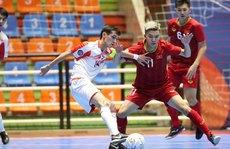 Tuyển futsal Việt Nam có HLV thể lực nước ngoài