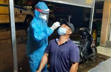 Tài xế chở hàng thiết yếu có mã QR sẽ được miễn phí xét nghiệm SARS-CoV-2