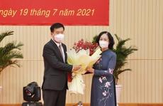 Ông Nguyễn Mạnh Cường làm Bí thư Tỉnh ủy Bình Phước