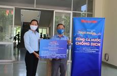 'Thực phẩm miễn phí cùng cả nước chống dịch' đến với người dân quận 1 và huyện Nhà Bè