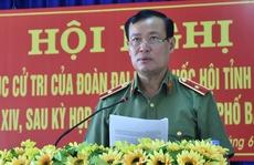 Thứ trưởng Bộ Công an được giới thiệu làm Chủ nhiệm Uỷ ban Quốc phòng - An ninh