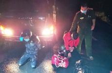 Lâm Đồng: Truy bắt 2 thanh niên vượt hàng loạt chốt kiểm dịch Covid-19 liên tỉnh