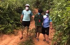 Bí mật của gã đàn ông chuyên thu hái hạt ươi bay tại vùng núi Đà Nẵng