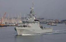 Anh điều 2 tàu cố định đến châu Á thách thức tham vọng của Trung Quốc