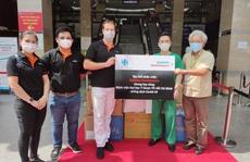 Tập thể nhân viên Siemens Healthineers chung tay hỗ trợ Bệnh viện Đại học Y Dược TP HCM chống dịch Covid-19