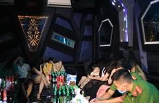 36 'dân chơi' dương tính ma túy trong tiệc sinh nhật tại quán karaoke