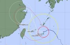 Thêm bão In-fa đe dọa Trung Quốc