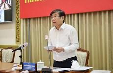 Chủ tịch UBND TP HCM báo cáo Thủ tướng về tình hình chống dịch Covid-19