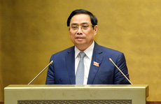 Quốc hội 'chốt' số bộ, ngành của Chính phủ nhiệm kỳ 2021-2026